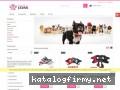PINKY PAWS koszulki dla psów
