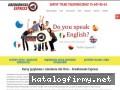 Kredkowski Express kurs języka angielskiego Bogatynia