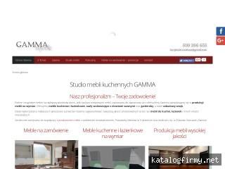 Gamma Meble Na Zamowienie Gdansk Katalogfirmy Net