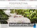 PodPierzyna.com - sklep z pościelą