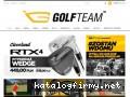 Golfteam - sprzęt do golfa